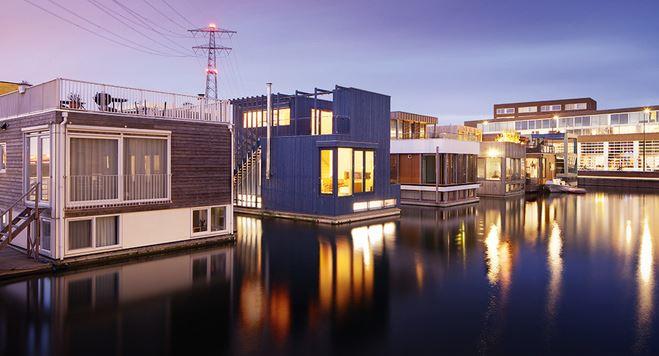 maison-flotante